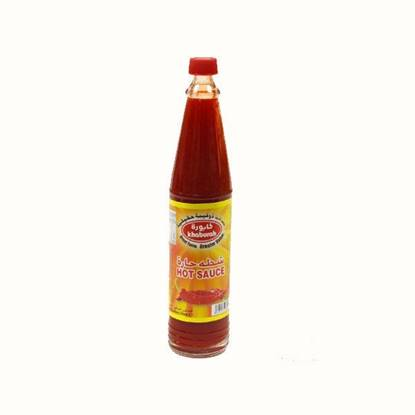Picture of Khaburah Hot Sauce 88 Ml 36 Piece