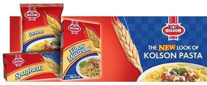 Picture of Macroni Kolson Spaghetti 400 Gm  20 Piece