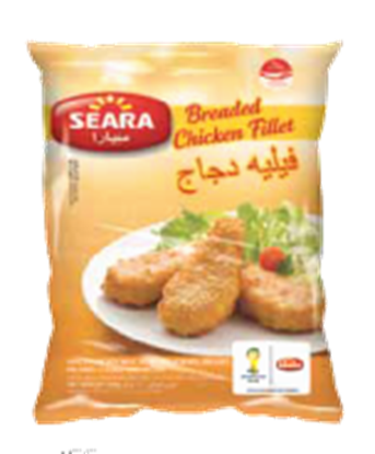 Picture of Seara Chicken Molded Inner Filet 500 Gm 20 Piece