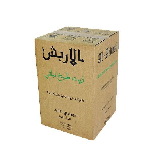 Picture of Al Arbash Oil ( 18 Liter * 1 Tin )