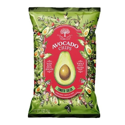 Picture of Temole Avocado Chips Tomato Salsa        ( 56 GM * 24 Pouch  )