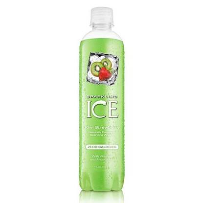 Picture of Sparkling Ice Kiwi * Strawberry  ( 502.8 ML * 24 Bottle )