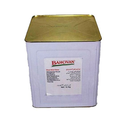 Picture of Bahcivan White Cheese   ( 12 KG )