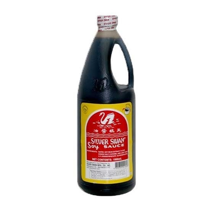 Picture of Silver Swan Soya Sauce ( 1 Liter * 12 Bottle )