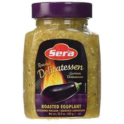 Picture of Sera Rosted Eggplant Pure ( 650 GM * 12 Jar )