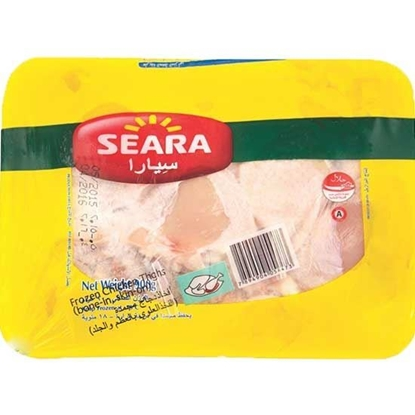 Picture of Seara Frozen Chicken Thighs    ( 900 GM *  12 Pieces )