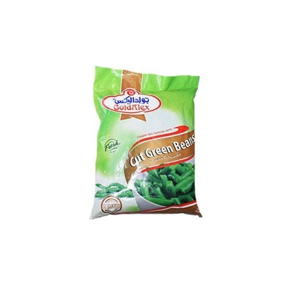 الصورة: Goldalex  Frozen Cut Green Beans    ( 400 GM *  20 Pouch )