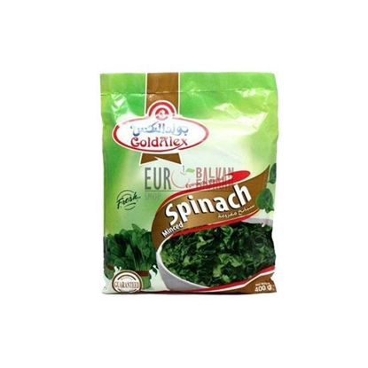 Picture of Goldalex Frozen Spinach  ( 400 GM *  20 Pouch )