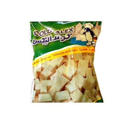 Picture of Goldalex Frozen Colocasia ( 400 GM *  20 Pouch )