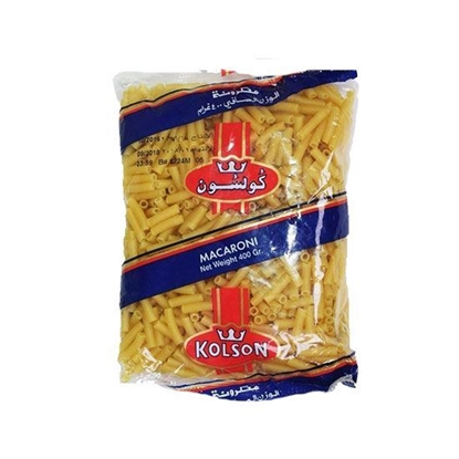 Picture of Kolson Macroni Shell   No.3    ( 400 GM *  20 Pouch )