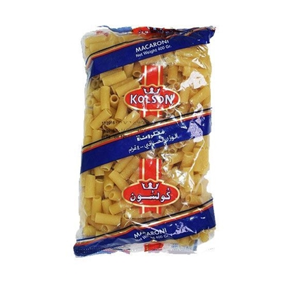 Picture of Kolson Macroni Shell  No.4     ( 400 GM *  20 Pouch )