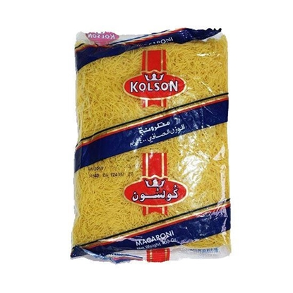 Picture of Kolson Macroni Noodle  No.5( 400 GM *  20 Pouch )