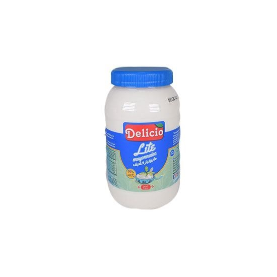 Picture of Delicio Mayonnaise( 470 ML * 12 Bottle )