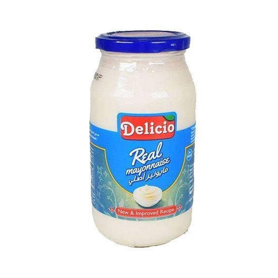 Picture of Delicio Real Mayonnaise ( 300 ML * 12 Bottle )