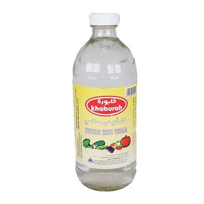الصورة: Khaburah White Vinegar( 470 ML * l 2 Bottle )