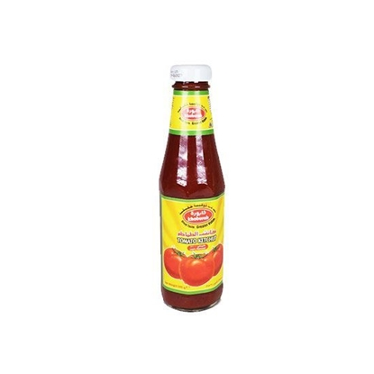 الصورة: Khaburah Ketchup Cold ( 340 GM * 24 Bottle )