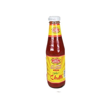 الصورة: Khaburah Ketchup Hot ( 340 ML* 24 Bottle )