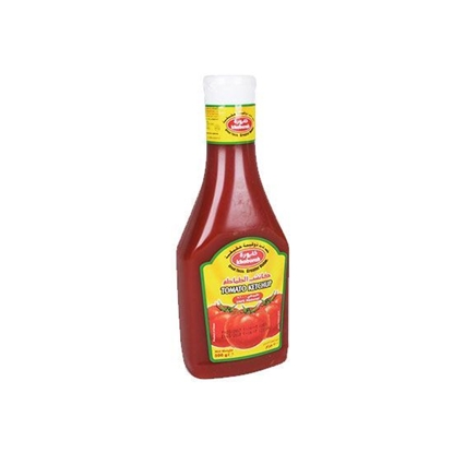 الصورة: Khaburah Ketchup Plastic Cold( 500 GM * 12 Bottle )