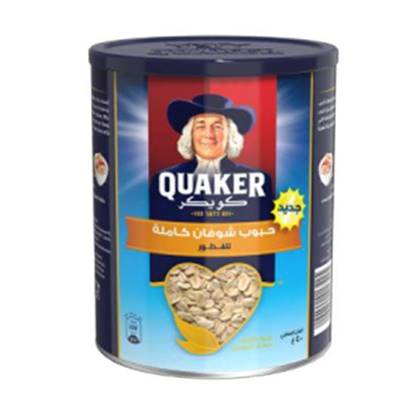 Picture of Quaker Whole Oats      ( 400 GM * 24 Cans   )