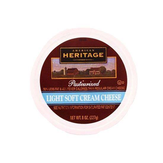 Picture of Heritage Cup Cream Cheese Fat Free  ( 227 GM * 12 Piece  )