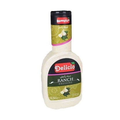 الصورة: Delicio Ranch   Dressing     ( 267 ML * l 2 Bottle )