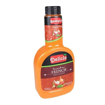 Picture of Delicio French Dressing( 532 ML * l 2 Bottle )