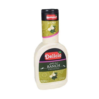 الصورة: Delicio Ranch Dressing ( 532 ML * l 2 Bottle )