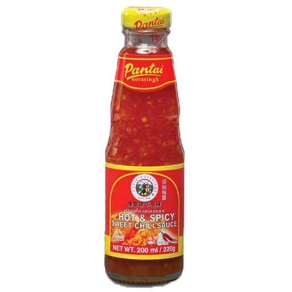 Picture of Pantai Hot Chilli Sauce ( 200 ML * 12 Bottle )