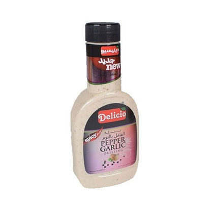 Picture of Delicio Chili Garlic Sauce     ( 150 ML * 24 Bottle )