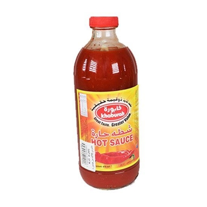Picture of Khaburah Hot Sauce ( 470 ML * 12 Bottle )
