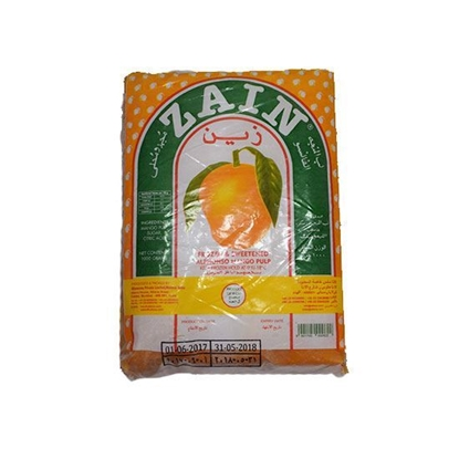 Picture of Zain Mango Normal ( 1 KG * 16 Pouch  )