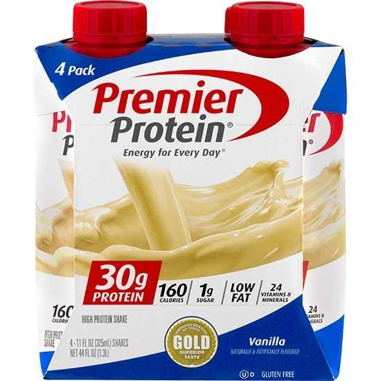 Picture of Premier Nutrition Protein Shake Vanilla      ( 325 ML * 18 Bottle )
