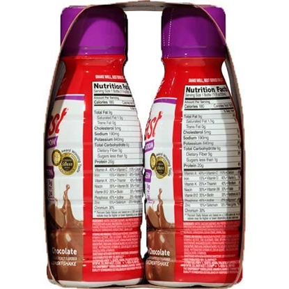 Picture of Premier Nutrition Protein Shake Strawbeeies & Caramel       ( 325 ML * 18 Bottle )