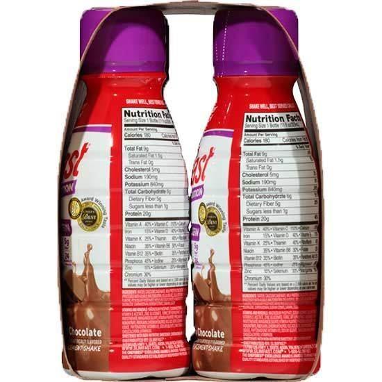 Picture of Premier Nutrition Protein Shake Strawbeeies & Caramel       ( 325 ML * 18 Bottle )
