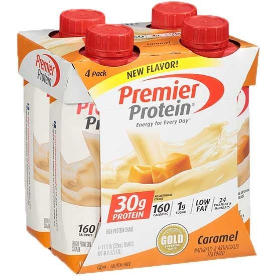 Picture of Premier Nutrition Protein Shake Caramel       ( 325 ML * 18 Bottle )