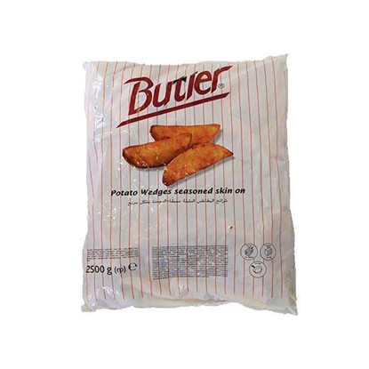 Picture of Buttler Wedges Savoury    2.500 KG * 4 Pouch )