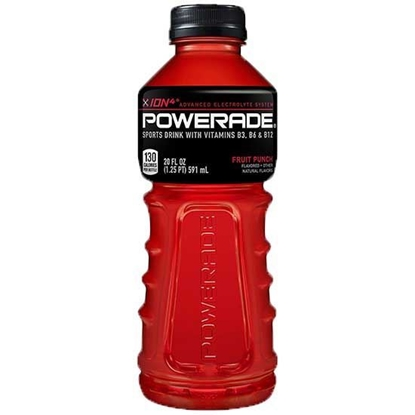 Picture of Powerade Mix Fruit( 591 ML * 24 Bottle )