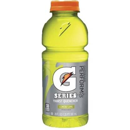 Picture of Gatorade Lemon Lime  ( 500 ML * 24Bottle )