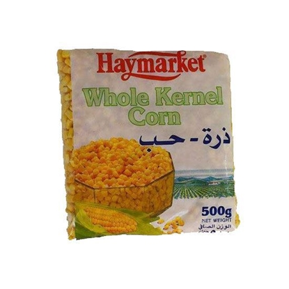 Picture of Hay Market Corn Kernnel ( 500 GM * 24 Pouch )