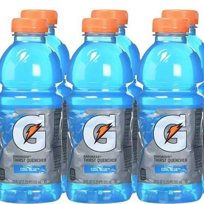 Picture of Gatorade Blue Bolt( 500 ML * 24 Bottle )