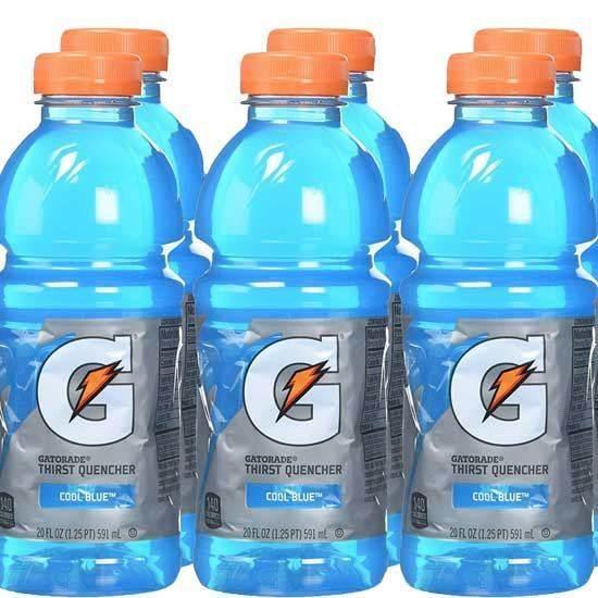 Picture of Gatorade Blue Bolt( 500 ML * 24 Bottle )