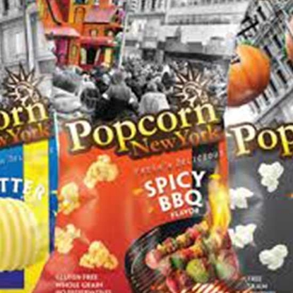 Picture of Pop Corn New York Spicey BBQ  ( 60 GM * 24 Pouch  )