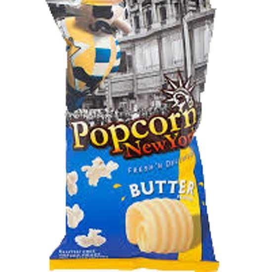 Picture of Pop Corn New York Butter  ( 60 GM * 24 Pouch  )