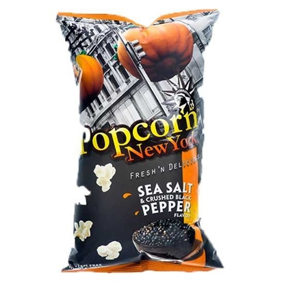 Picture of Pop Corn New York Salt & Pepper  ( 60 GM * 24 Pouch  )