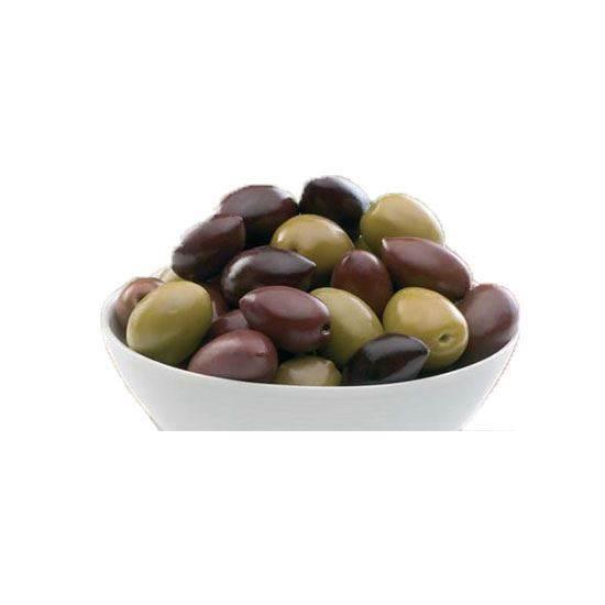 Picture of Kozat Calamata Olives Extra Large 230\201  ( 1 KG * 12 Jar )