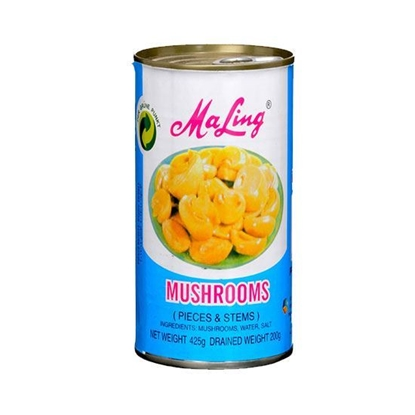 Picture of Maling Sliced Mushrooms ( 425 GM * 24 Cans )