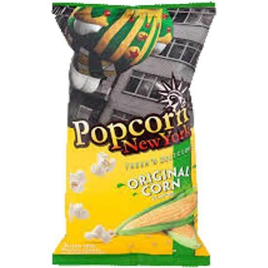 صورة فشار بوب كورن نيويورك بنكهة الذرة الأصلي   ( 30 جم * 24 كيس )