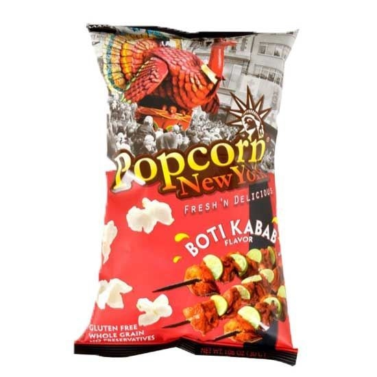 Picture of Pop Corn New York Boti Kabab  ( 30 GM * 24 Pouch  )