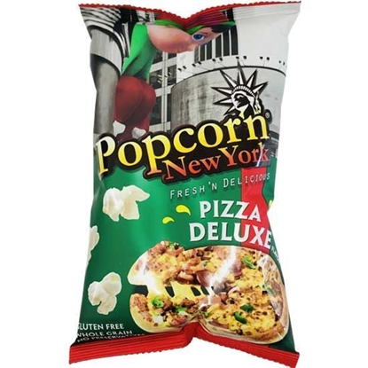 Picture of Pop Corn New York Pizza Delux  ( 30 GM * 24 Pouch  )