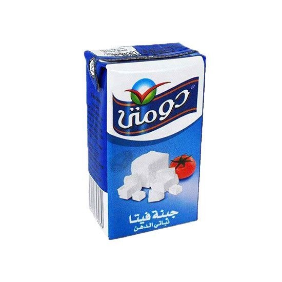 Picture of Domty Feta Cheese  ( 125 GM * 40 Piece )
